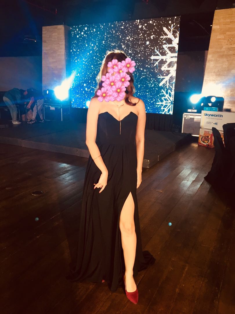 Black Cocktail Dress For Rent Philippines