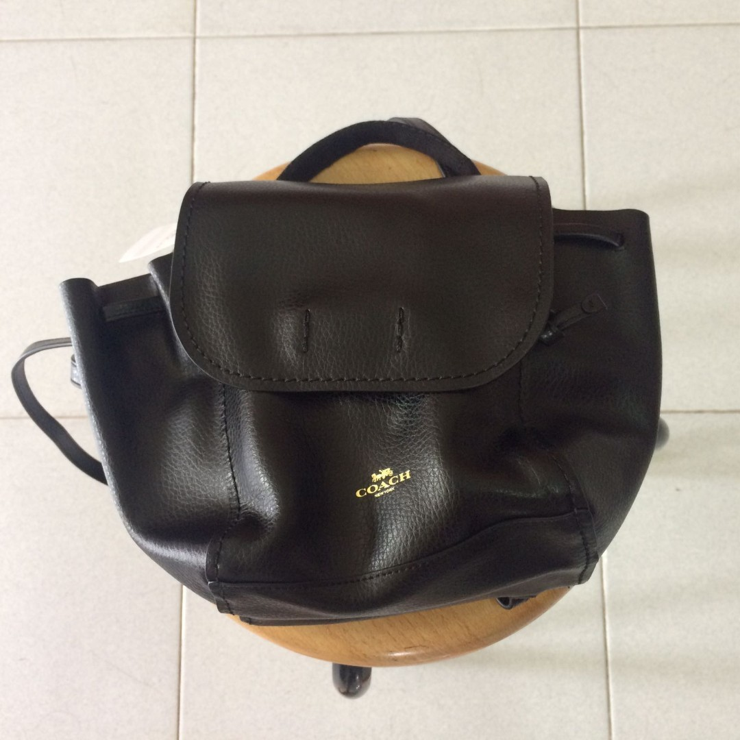 f36286dd1fc2 ... greece coach saddle derby backpack luxury bags wallets handbags on  carousell c763c 07ed8