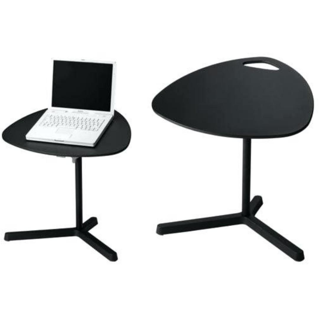 Dave Laptop Stand Black By Ikea