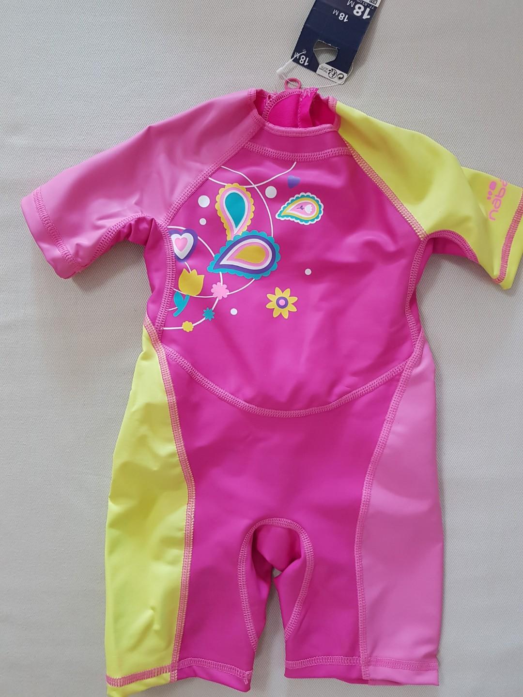25868ee71 Decathlon Girls Swimsuit 18M