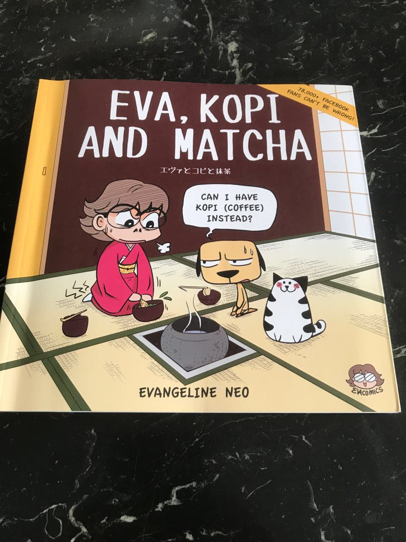 eva kopi and matcha a tale of two red dots by evangeline neo