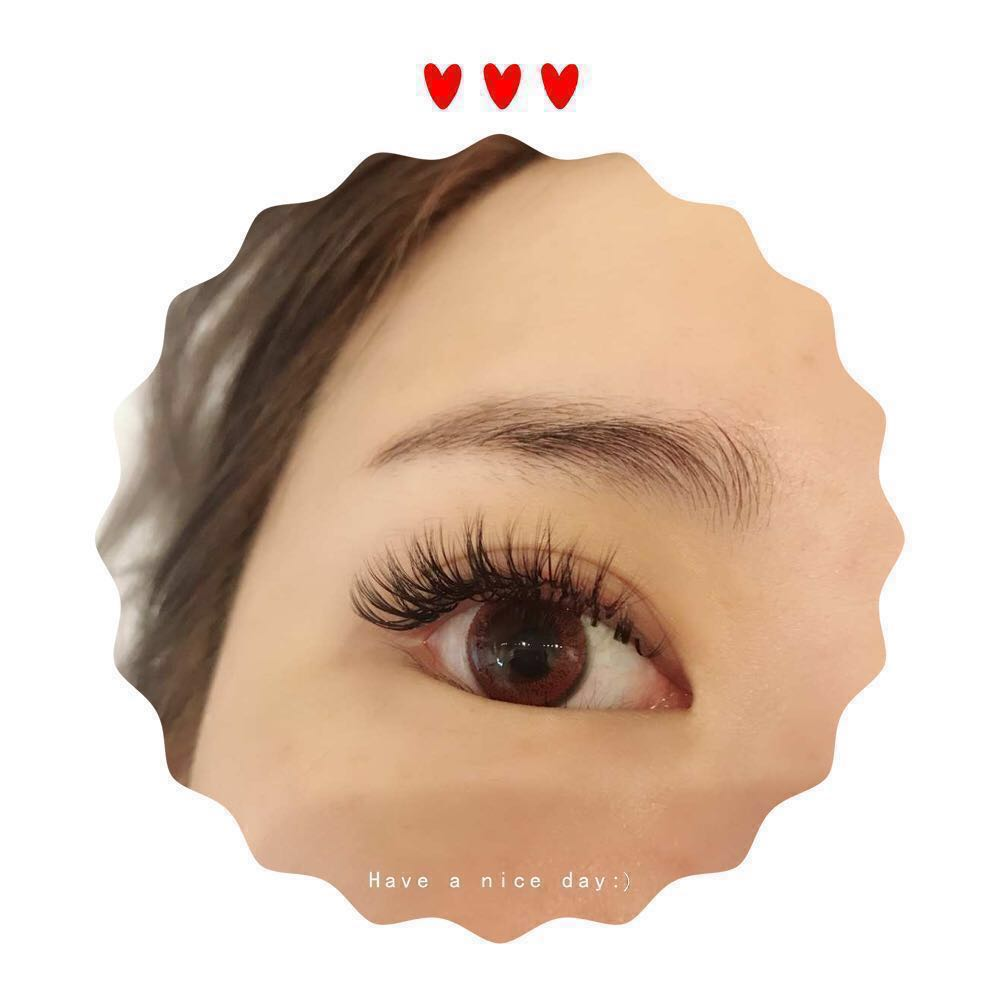 Eyelash Extension Ew25 Health Beauty Makeup On Carousell
