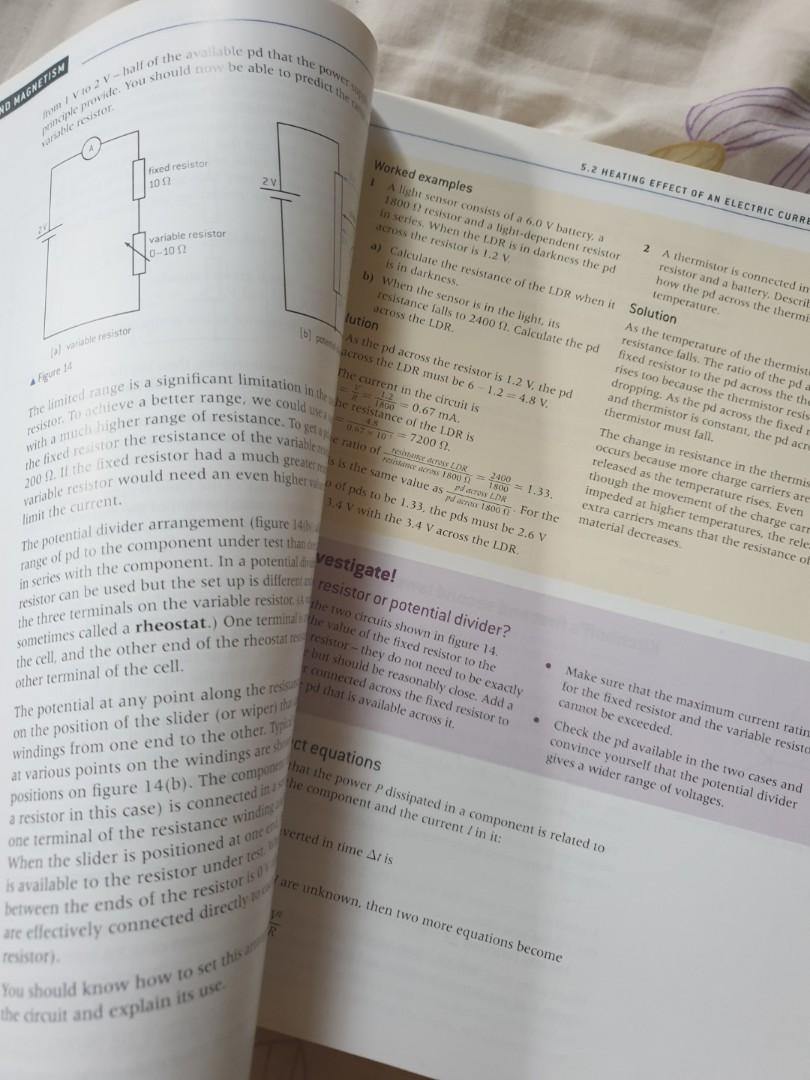 IB physics textbook oxford SL & HL, Books & Stationery