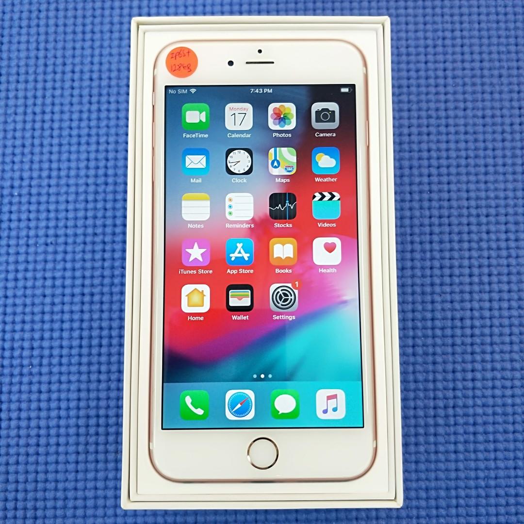 9b3e5a54849 IPhone 6S Plus 128GB rose Gold (Used)