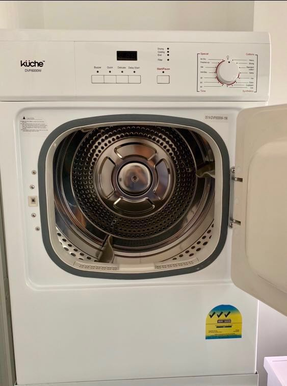 Kuche Dryer Home Appliances Cleaning Laundry On Carousell
