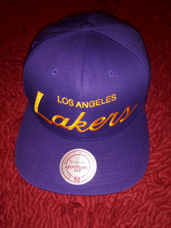 LA lakers snapback 8088e956f6