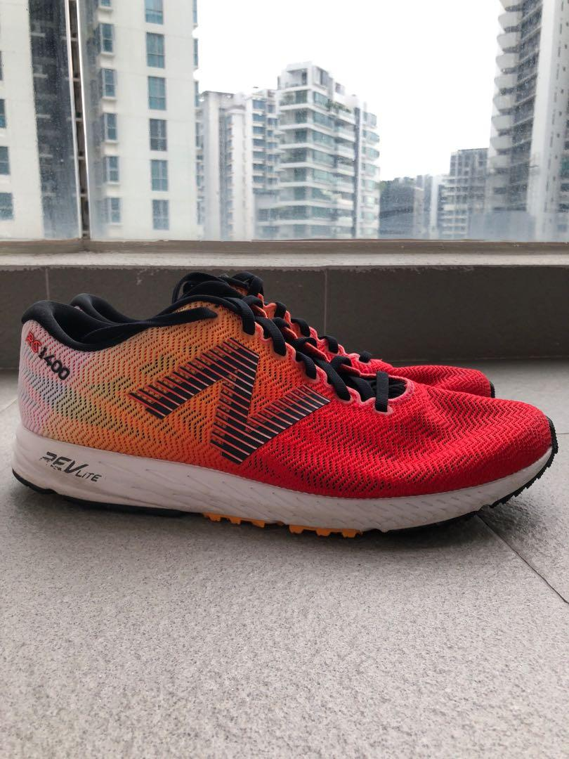 the best attitude ccd05 b478e New Balance 1400V6, Men's Fashion, Footwear, Others on Carousell