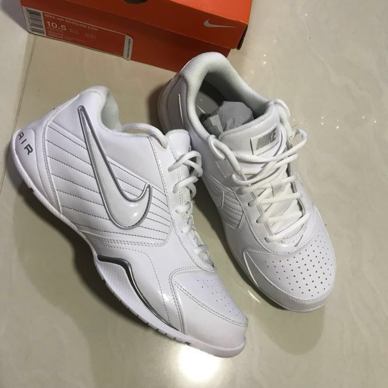 7c5807a4e16 Nike Air Baseline Low White