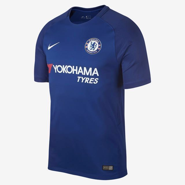 cheap for discount 1138f 49df7 Official Nike Chelsea 17/18 Home, Away and Third kit clearance sales