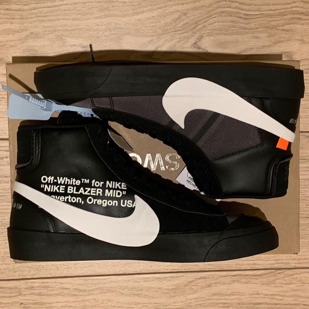 Off-White x Nike Blazer Grim Reaper 2fc940aa1