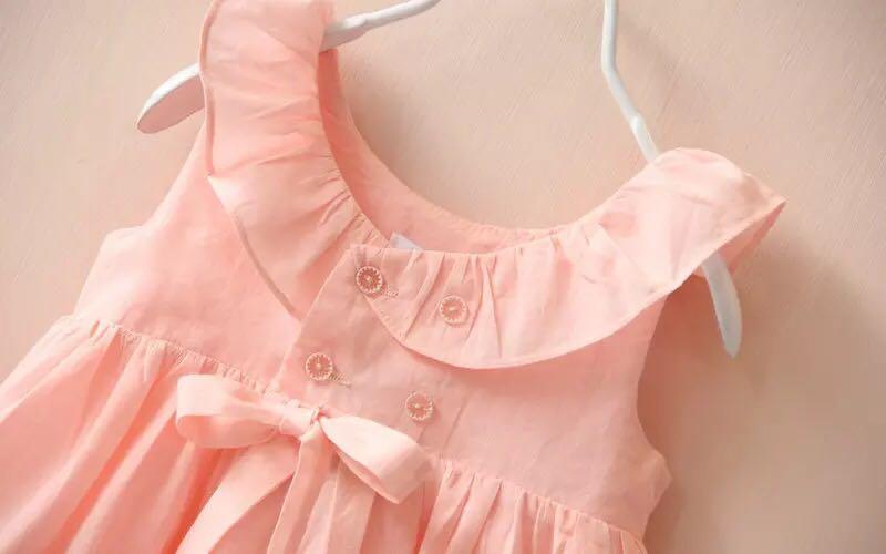 Pastel Girl's Dress