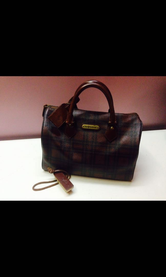 25e8d211f56d Polo Ralph Lauren Vintage Dr. Bag Satchel