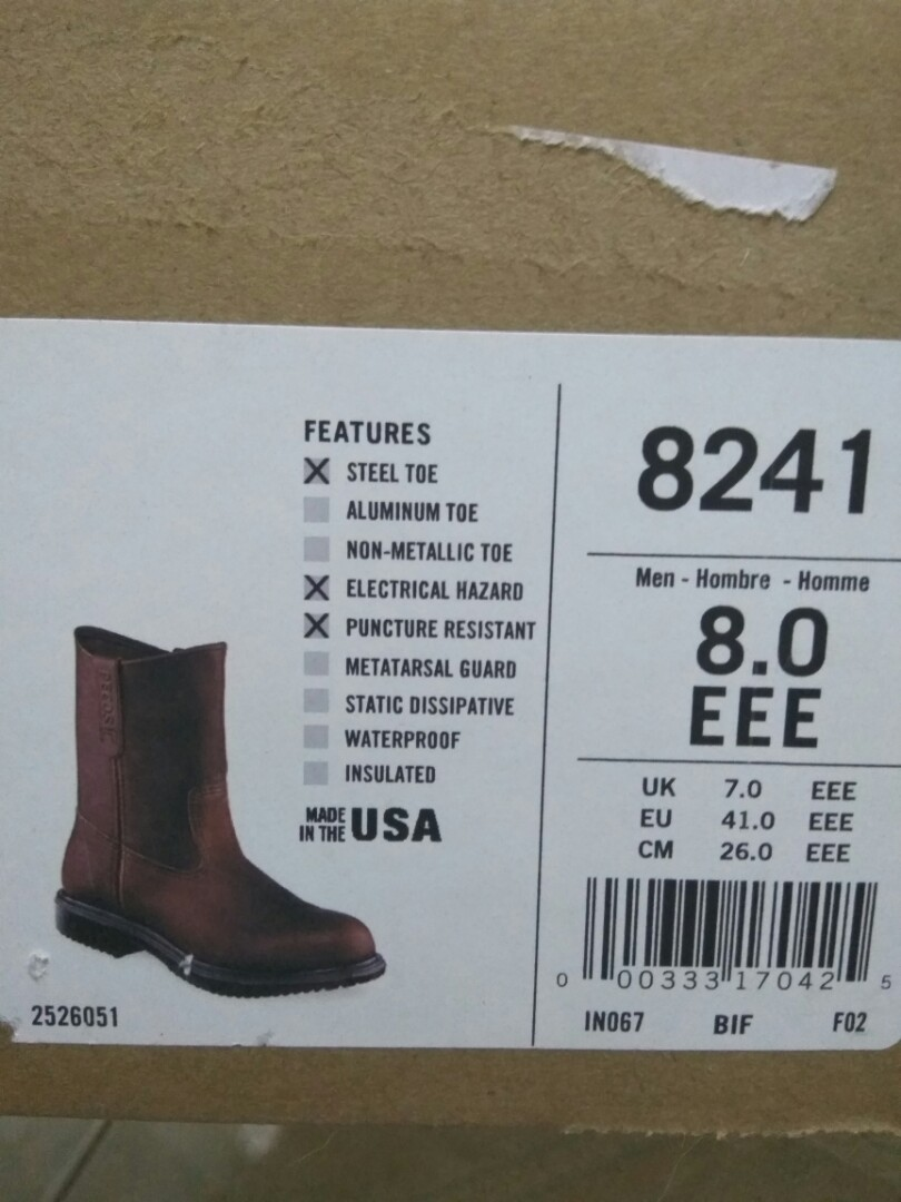 d11f2cd74f4 Red Wing Pecos 8241