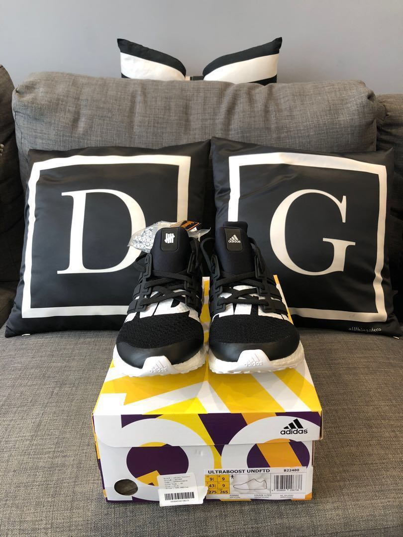39e1c265440 STEAL   Adidas ultraboost 1.0 x undefeated black