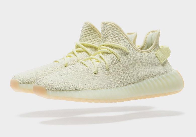 74a921024ff Used Adidas Yeezy Boost 350 V2 Butter US9 UK8.5