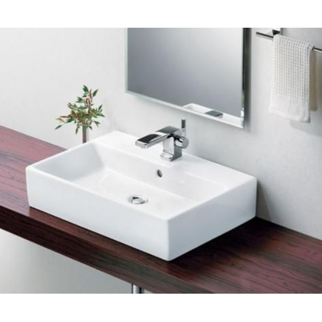 Villeroy & Boch MEMENTO Countertop Basin, Furniture, Home Decor ...