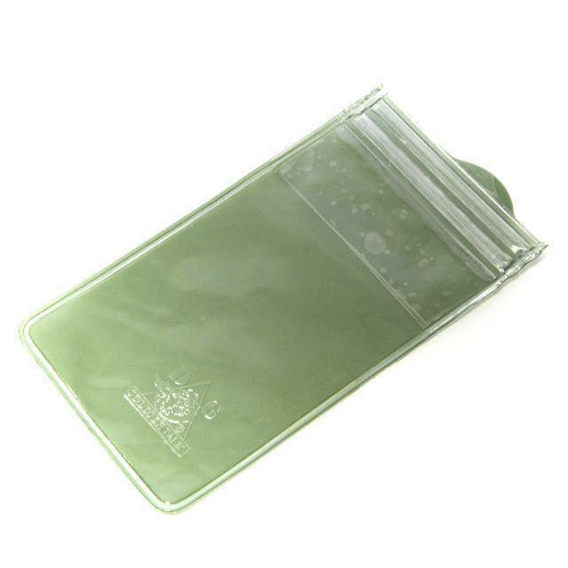 Xsmall Green Waterproof Ziplock Bag Portrait 10cm X 18 5cm Only For Iphone 6 And Below Not Samsung Note Plus Please Up