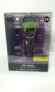 The joker by Xxray limited edition number 0234/1000