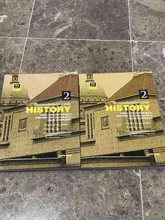 Comprehensive Guide History Assessment Book - Sec 2