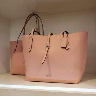 PREORDER AUTHENTIC COACH Market Tote Bag ✈🇺🇸