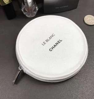 Chanel Le Blanc Coin Pouch