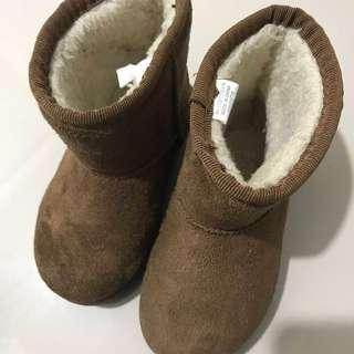 Baby Boots winter