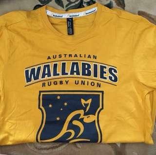7942291187b Ori Kooga Wallabies Australia (Size L UK)