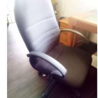 Fabric Office Chair Large