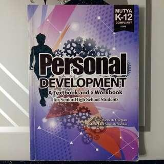 Personal Development - A Textbook and a Workbook for Senior High School Students