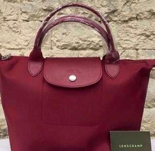 Longchamp Neo Le Pliage Medium Tote Bag