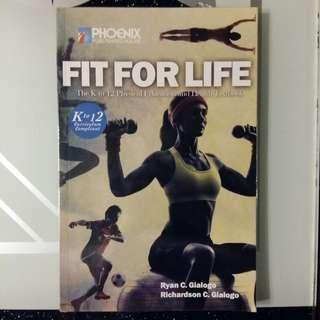 Fit for Life - The K to 12 Physical Education and Health Textbook