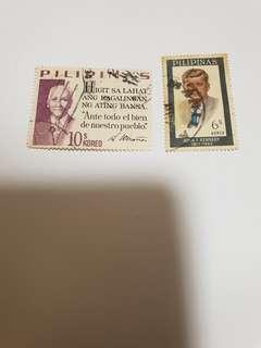 Pilipinas stamps