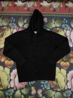 Uniqlo zipper hoodie