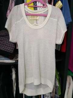 Knitting Long top