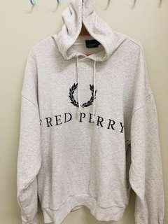 Fred Perry Hoodie Made In Japan