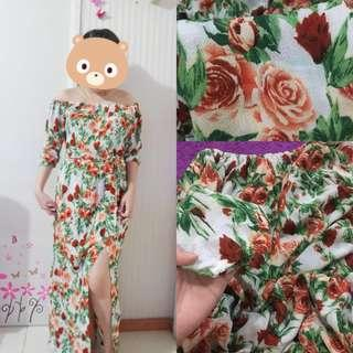Longdress flower