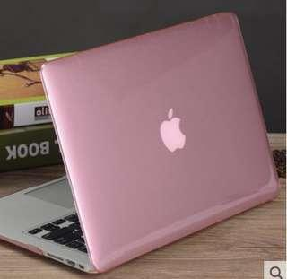 BN MacBook Casing + Pouch ( pic 1 + pic 2 ) selling as a set