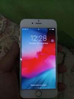 Iphone 6s 64gb flash tk hidup