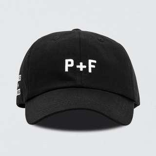 PLACES + FACES P+F Cap