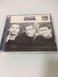 CD   MLTR Greatest Hits #xmas25