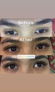 3D volume eyelash extension
