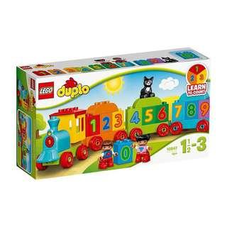 Toytoy LEGO 10847 Duplo Number train