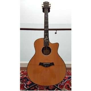 Taylor 916ce Model: Grand Symphony Made In: USA Year Made: 2011