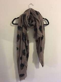 Zara lightweight scarf