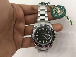 Rolex GMT MASTER ll - 116710LN