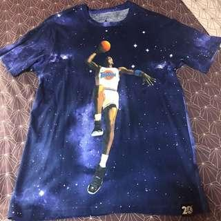 Jordan Space jam galaxy - authentic