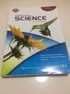 Science Secondary 1 & 2