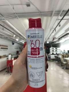 Ombrelle body sunscreen spray SPF60