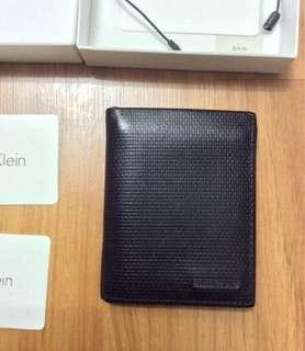 Authentic Calvin Klein Men's Wallet