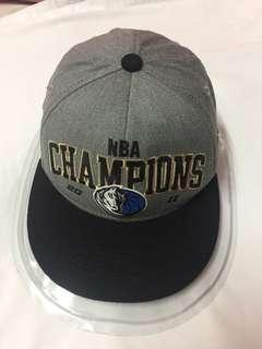 NBA finals Champ Cap